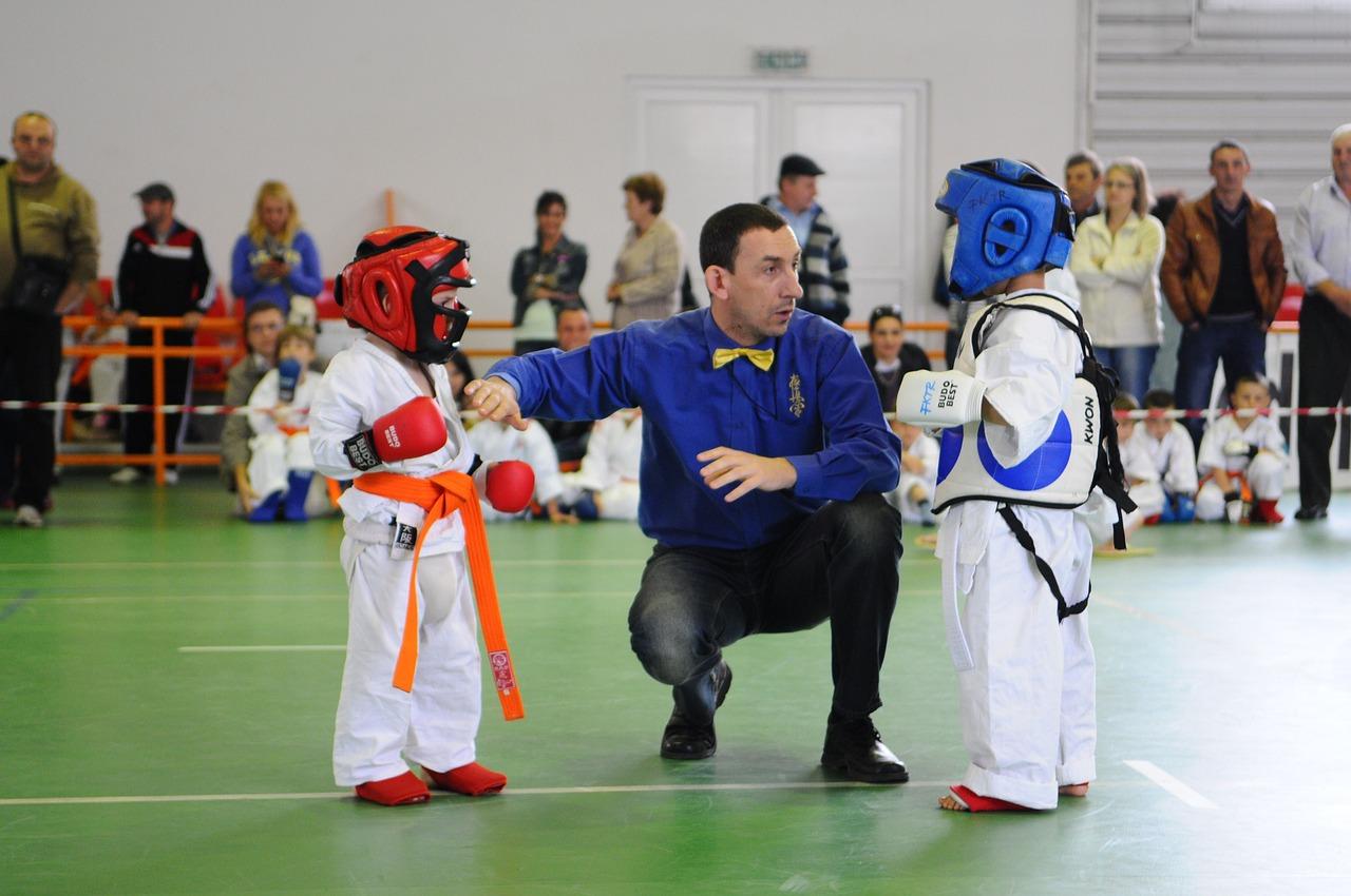 Sport dla dzieci – judo