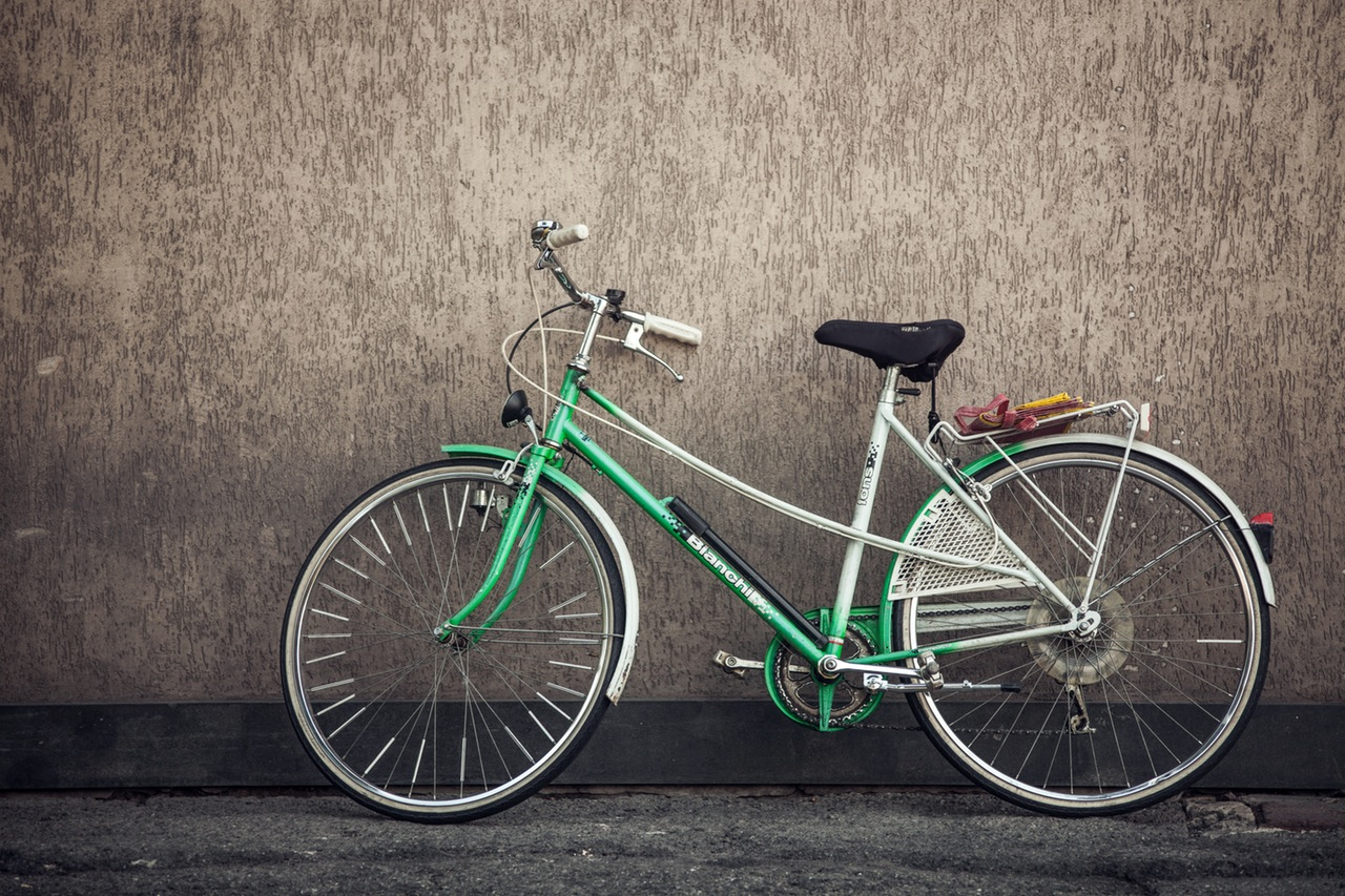 Żyj aktywnie – Rower Dla dziewczynki